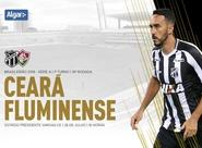 Buscando nova vitória no PV, Ceará encara o Fluminense nesse sábado