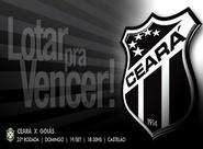 Ceará x Goiás: Vozão tenta manter invencibilidade de Dimas