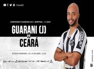 No Romeirão, Ceará e Guaraju se enfrentam no primeiro jogo das semi do Estadual