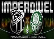 Vozão encara Palmeiras e pretende quebrar tabu