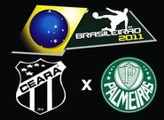 Ceará x Palmeiras: ingressos de gratuidade começam a ser entregues