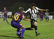 Ceará perde na estreia da Copa Unimed