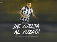 Meio-campista colombiano Reina assina com o Ceará para terceira passagem pelo Clube
