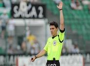 Rodrigo D.Alonso apitará a partida entre Oeste e Ceará