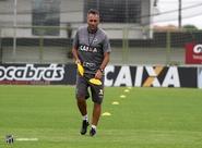 Ceará realiza último treino na Capital antes de seguir viagem para o Rio de Janeiro