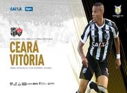 Com quase 20 mil ingressos vendidos antecipadamente, Ceará recebe o Vitória na Arena Castelão