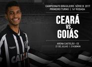 Série B: De olho no G4, Ceará enfrenta o Goiás hoje, no Castelão
