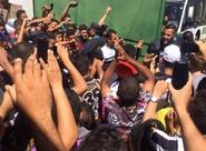 Com apoio do torcedor, elenco do Ceará desembarca na Capital