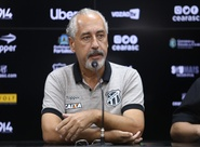 Coordenador técnico Armando Desessards é apresentado à imprensa, em Porangabuçu