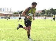 Após se recuperar de fratura, Diego Sacoman retorna ao Ceará