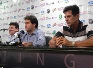 Evandro Leitão e Dimas Filgueiras falam sobre futuro do Alvinegro