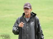 "Guarany (S) x Ceará: Dimas afirma: ""Vai ser difícil, mas vamos lutar"""