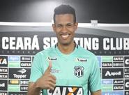 """Diogo Silva é apresentado: """"Aceitei o desafio pela grandeza do Ceará"""""""
