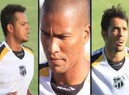 Departamento Médico libera informações sobre Bill, João Marcos e Assisinho