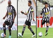 Liberados pelo DM, Anderson, Souza e Amaral fazem trabalhos específicos