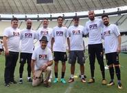 Ceará Sporting Club declara apoio ao Movimento Doe de Coração