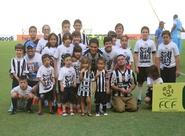 Ceará realiza ação com crianças da Associação Fortaleza Down
