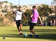 Ceará se reapresenta nesse sábado e encerra preparação para jogo contra a Chape
