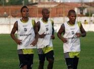 Após treino no CAP, Ceará vai para concentração
