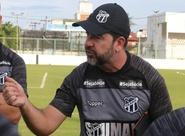 """Enderson Moreira: """"O Ceará sempre me chamou atenção. É uma honra poder estar aqui"""""""