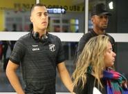 Ceará embarca para o Rio de Janeiro para jogo contra o Botafogo