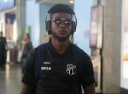 Criciúma x Ceará: Elenco alvinegro segue viagem para Florianópolis