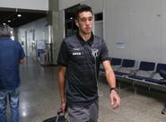 Vozão embarca para enfrentar o Atlético/PR pela Copa do Brasil