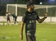 Enderson Moreira quer Ceará concentrado para não deixar escapar resultados