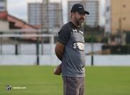 Satisfeito com a boa atuação no último jogo, Enderson repetirá esquema tático diante do Avaí