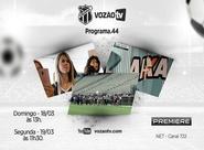Vozão TV: Confira o que vai rolar no episódio nº 44