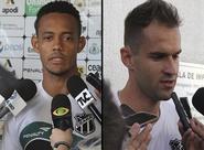 Ernandes e Thiago Carvalho são apresentados em Porangabuçu