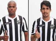 Laterais Eron e Roniery reforçam o Campeão do Nordeste