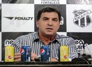 """""""O céu é o limite"""", diz Estevam Soares na sua apresentação oficial"""