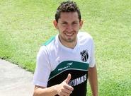 Eusébio é liberado pelo DM e inicia período de fortalecimento
