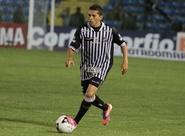 Se firmando no meio-campo alvinegro, Eusébio quer voltar a marcar gols