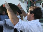 Presidente Evandro Leitão convoca torcedor para duelo contra o Paraná
