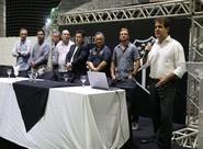 Por aclamação, Evandro Leitão é eleito presidente do Conselho Deliberativo