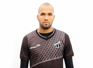 Goleiro Éverson assinou com o Ceará até maio de 2018