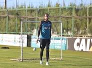Everson prega respeito ao adversário, mas reforça vontade de vitória diante do internacional