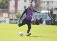 No Vovozão, elenco alvinegro participa de treino apronto para a partida contra o CRB