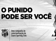 Departamento jurídico lança Manual de Conduta para torcedor do Ceará