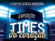 Shopping Benfica promove 6ª edição da Exposição Times do Coração