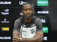 """""""Sem menosprezar o Estadual"""": Fabinho fala sobre estreia do Vovô no Cearense"""
