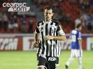 Fabrício é punido com uma partida, mas joga contra o Palmeiras