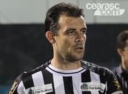 Zagueiro Fabrício completa 200 jogos com a camisa do Vozão