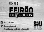 Ceará realiza II Feirão de Sócios com descontos especiais e lança duas novas modalidades: Plano Família e Sócio Eficiente