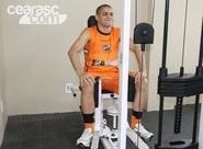Felipe Azevedo quer recuperar pontos jogando fora de casa