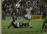 Em jogo equilibrado, Ceará empata com o Central e garante classificação