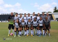 Fut. Feminino: Ceará disputa final do 1º turno contra o Tiradentes nesse domingo