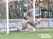 Fernando Henrique comemora grande atuação diante do Atlético/MG
